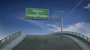 welcome to financial freedom